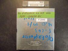 96 FORD EXPLORER 4.0L M/T 4X4 ECU/ECM #F67F-12A650-BC