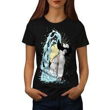 Epic Beard Hipster Women T-shirt S-2XL NEW | Wellcoda