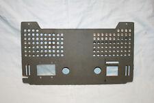 Rückwand, Backplate, Backwall - Röhrenradio - mittelgroß, Medium size