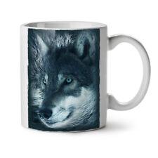 Beast Wild Animal Wolf NEW White Tea Coffee Mug 11 oz   Wellcoda