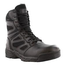 """Magnum 8"""" Men's Raptor Side Zip Tactical Boots Waterproof Military Police Work"""