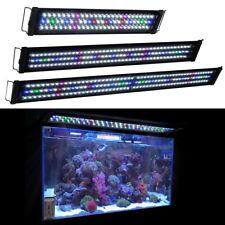 61-115cm Aquarium LED Lighting Full Spectrum Marine Fish Tank Light Over-Head UK
