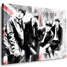 """The Beatles Leinwand Bild"" Keilrahmen Kunstdruck Bilder kein Poster o cd #121"