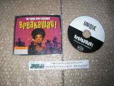 CD Pop Frank Popp - Breakaway (3 Song) MCD / UNIQUE REC