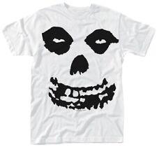 Misfits 'All Over Skull' T-Shirt - NEW & OFFICIAL!