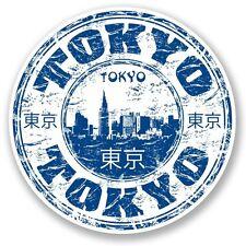 2 x Tokyo Japan Vinyl Sticker Laptop Travel Luggage Car #5776