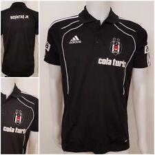 adidas BJK 1903 Besiktas Istanbul Polo Trikot Shirt Short Hose Jersey schwarz O