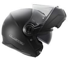 LS2 FF325 STROBE Intégral Avant basculable casque moto Noir Mat