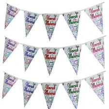 Umrah Mubarak Banner - Double Sided Extra Large Multi-coloured Quality Gifts