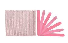 Standard Pink/Lt Pink 280/320 Grit Cushioned Beauty Salon Nail Files