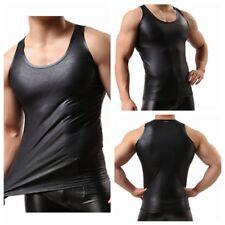 Sexy Men Sleeveless Vest Gym Muscle Tank Top Shirt Sportwear Clubwear Undershirt