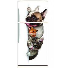 Pegatinas nevera decoración cocina Animales 6212