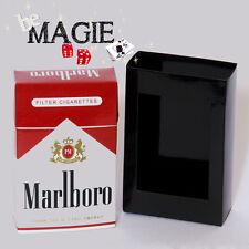 Disparition d'un paquet de cigarettes - Tour Magie