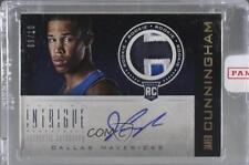 2012 Panini Intrigue #158 Jared Cunningham Dallas Mavericks Auto Basketball Card