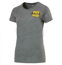 Puma BVB Borussia Dortmund Damen Borussin 09 T-Shirt dunkelgrau [751834-04]