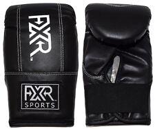 FXR SPORTS HIGH QUALITY BAG MITTS GLOVES BOXING MMA TRAINING MUAY THAI S-M-L-XL