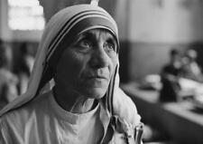 MOTHER TERESA GLOSSY POSTER PICTURE PHOTO PRINT theresa catholic calcutta 4045