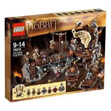 LEGO The Hobbit The Goblin King Battle 79010 BNIB