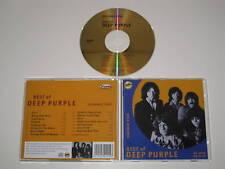 DEEP PURPLE/BEST OF-HIGHWAY STAR (ZOUNDS) 24K GOLD CD