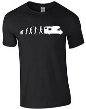 Wohnmobil Evo Wohnwagen Camping Camper Urlaub Gesche Textildruck Shirt m168