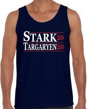 525 Stark Targaryen Tank Top 2020 election funny game dragon thrones sigil