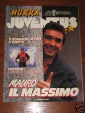 HURRA' JUVENTUS 1989/2 JUVENTUS - NAPOLI COPPA UEFA ***