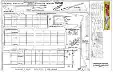 MERCURY Gnome ALIANTE PIANO e modelli di parti