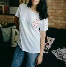 True Religion NO LOVE WOMEN`S T-shirt