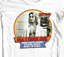 Fast Times Ridgemont High T-shirt Jeff Spicoli retro 1980's 100% cotton tee