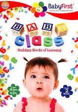 BabyFirst: Baby Class - Blocs de Construction Apprentissage (DVD, 2013)