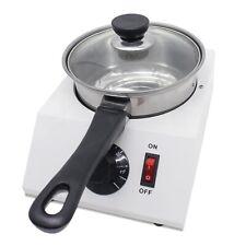 VI 110V 220V Chocolate Melting Pot Electric Fondue Melter Machine Kitchen Tool