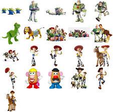 Toy Story Personajes, Hierro en Camiseta Transferir. elija tamaño de imagen y