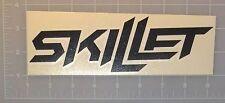 Skillet Vinyl Sticker Decal bumper car truck window laptop hard rock Jesus USA