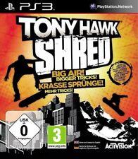 PS3 / Sony Playstation 3 - Tony Hawk: Shred (nur Software) (DE/EN) (mit OVP)