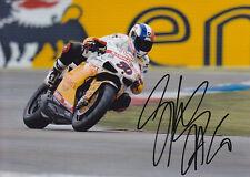Sylvain Guintoli Ducati signé 5x7 photo 2012 4.