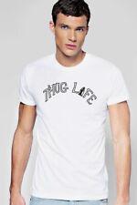 Thug Life T-shirt Tupac 2Pac Shakur Tattoo Hip Hop Rap Rapper Music Gift Tee