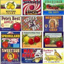8000+ PICs CD 1920-1960's Vintage poster sign ad labels