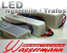LED Netzteile & Trafos, 12V DC für die Verwendung mit LED-Stripes