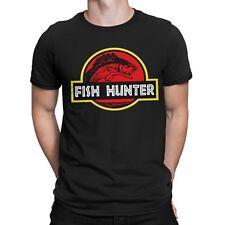 Fish Hunter T-Shirt Funshirt Anglershirt Fischer Anglergeschenk Fisch Angelshirt