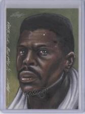 2014-15 Leaf Best of Basketball Sketch Cards #JKPE Jim Kyle (Patrick Ewing) Card