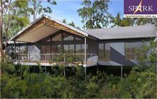 Sloping Land  Plan 173, 2 Bedrooms - Size 170m2, TIMBER FRAME KIT
