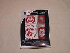 MLB Baseball Boston Red Sox 3 Piece Unisex 0-6M Infant Baby Gift Set MLB NIP