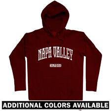 Napa Valley California Hoodie - Hoody Men S-3XL - Gift County Wine Country Vino