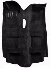ACC 85-92 CAMARO MOLDED CARPET RUG W/ CONSOLE CUTOUT - CHOOSE COLOR