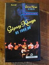 GIPSY KING U.S. TOUR 90 VHS 1991