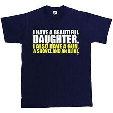 HO bellissima figlia, anche avere un G * N & Alibi Uomo T-shirt