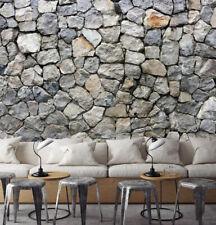 3D A lot of stones 33 Wall Murals Wallpaper Decal Decor Home Kids Nursery Mural