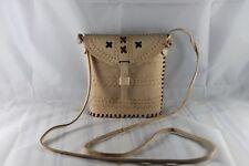 Handmade Gorgeous African Camel Leather Ladies Shoulder Handbag Hand Bag