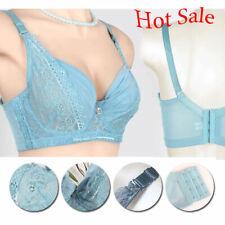 Sexy&Fashion Lace Bra Underwire Underwear Bras Plus Size 34-44 A B C D Brassiere