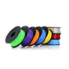 US 3D printer 1.75mm 0.5KG/1KG PLA ABS Filament MakerBot RepRap Mutiple Color